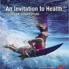 ( PDF, Ebook) An Invitation to Health 18th Edition by Dianne Hales 978-1337392891