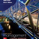 ( PDF, Ebook)  Management A Practical Introduction 7th Edition by Williams 978-0077720551