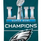2018 Philadelphia Eagles Super Bowl LII Flag