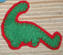 Dinosaur Pin 2