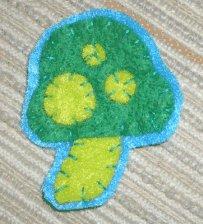 Mushroom Pin 1