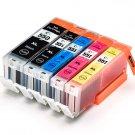 COMPATIBLE INK CARTRIDGE/PACK CANON PGI-550XL BK,CLI-551XL BK/C/M/Y  5PCs