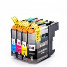 COMPATIBLE BROTHER INK CARTRIDGE  LC223 BK/C/M/Y 4PCs/PACK