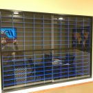 Display case cabinet for 1/64 scale cars (hot wheels, matchbox) 160NBB-1