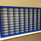 Display case cabinet for 1/64 scale cars (hot wheels, matchbox) - 80NBB-5