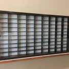 Display case cabinet for 1/64 diecast scale cars (hot wheels, matchbox) - 100nBWB-7