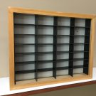 Display case cabinet for 1/64 diecast scale cars (hot wheels, matchbox) - 28NWB-3