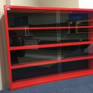 Display case cabinet shelves for diecast collectibles cars (1/18) e others - 4C2C-1