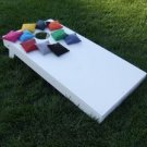 Painted Cornhole Board Combo Set