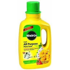 Miracle-Gro All Purpose Liquid Plant Food - 32 oz