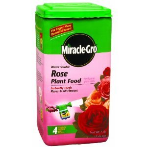 Miracle-Gro Rose Food - 5 Pound