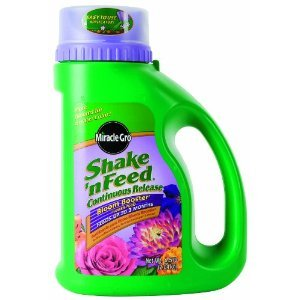 Miracle-Gro Shake'n Feed Bloom Booster Plant Food - 4.5 Pound