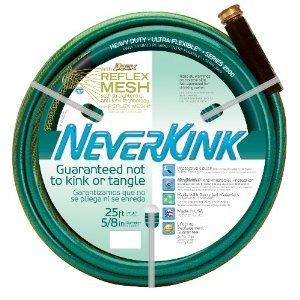 Apex NeverKink 2000 5/8-Inch-by-25-Foot Heavy-Duty Ultra Flexible Hose