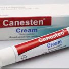 10 Grams Of CANESTEN Cream Clotrimazole Vaginal Yeast Infection Anti Fungal Ringworm