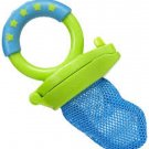Blue Munchkin-Baby-Easy-Grip-And-Fresh-Food-Squeezer-Nibbler Feeder +6 Months