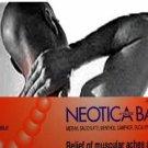30 Neotica Balm Analgesic Cream Relief Muscular Pain Aches Cramps & Sport Injury