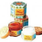 SETS OF 30 GRAM JARS OF TIGER BALM RED AND WHITE HERBAL HERBAL MENTHOL PAIN MASSAGE