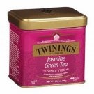 100 GRAMS OF TWINING S JASMINE GREEN EA WITH CADDY