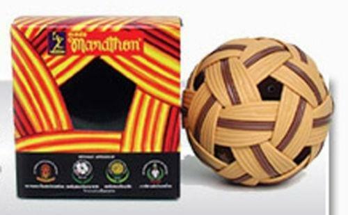 "Sepak Takraw Ball "" Marathon Mt.201 Official Standard"