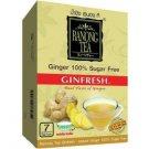 20 Ranong Ginfresh Instant Strong Ginger SUGAR FREE TEA Herbal Drink 100% Natural