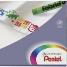 15 Color Fabric Fun Pastel Dye Stick By Pentel Arts From Thailand