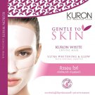 Kuron Activated Carbon White Crystal Masks
