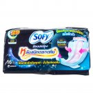 Sanitary Napkins Sofy For Overnight with Wings Towel Pad s 16 Pads 29 cm