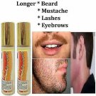 10 ML Of Facial Hair Hard To Grow Try Genive Natural Darker For Thicker And Longer Growth
