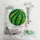 20 Watermelon Flavoured Chewy Milk Candy Sweets, Delicious & New To Thailand