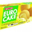 6 PICES OF 24 GRAMS OF EURO CAKE PUFF CAKE IN BANANA