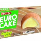 6 PICES OF 24 GRAMS OF EURO CAKE PUFF CAKE IN  CUSTARD