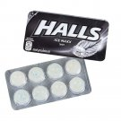 8 Pieces Halls Flavored Candy Fresh Breath Hard Sweets In Ice Max