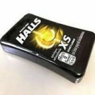 15 Grams Of Halls Medicated Cough Drops XS-Sugar Free candy In Honey And Lemon