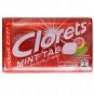 3 X 18 Grams Of Clorets Sugar Free Mint Tabs In Pink Grapefruit