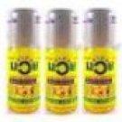 3 X 15 CC NAMMAN MUAY THAI BOXING OIL LINIMENT MUSCULAR MUSCLE ACHE PAIN RELI