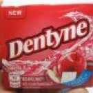 6 X 18 Grams Of Dentyne  Chewing Gum 18 g. (6 Pieces)  In Red Apple Mint
