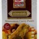 3 X Mae Supen Thai Massaman Curry Paste 50 Grams, 1.76 Oz