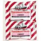 3 Packets Of Fisherman's Friend Cherry Flavour Lozenges Sugar Free Candy