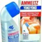 3 x 42 ML of AMMELTZ YOKO FOR SHOULDER,JOINT,LOWER BACK MUSCULAR PAINE RELIEF AND BRUISES