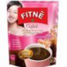 30 SACHETS OF 3 in 1 Fitne instant coffee collagen anti-aging wrinkle Slimming low sugar diet