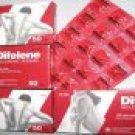 5 PACKS OF 50 MG OF DIFELENE DICLOFENAC SODIUM ANT-INFLAMMATORY AND ANITREHUMATIC TABLETS