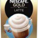 10 SACHETS OF NESCAFE GOLD 3 IN 1 LATTE