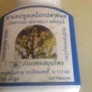 100 Capsules Of Thanyaporn Herbs Sea Holly Capsules