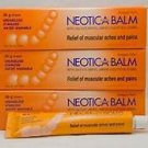 12 x 100 GRAMS OF NEOTICA BALM Analgesic Cream Relief Muscular Aches Pains