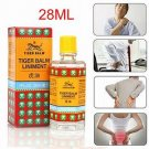 12 x 28 ML OF TIGER BALM LINIMENT OIL For Pain Relief Headache/Joint Aches/Body