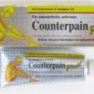 6 X 25  Grams Of Counterpain Plus Analgesic Relieve Osteoarthritis Arthrosis