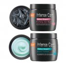 250 GRAM SET OF LOLANE INTENSECARE MINERAL AND PURIFYING MUD TREATMENT