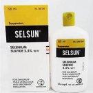 2 x 120 Ml Of Selsun Shampoo Seborrhoea Dermatitis and Dandruff Treatment