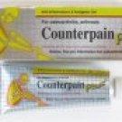 3 X 25  Grams Of Counter pain Plus Analgesic Relieve Osteoarthritis Arthrosis