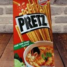 3 x 23  Grams Of Pretz Biscuit Sticks - Tom Yum Kung